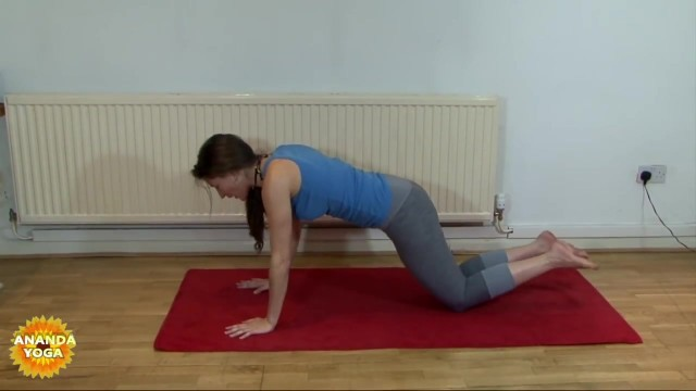 yoga for beginners yoga for hips thighs 16