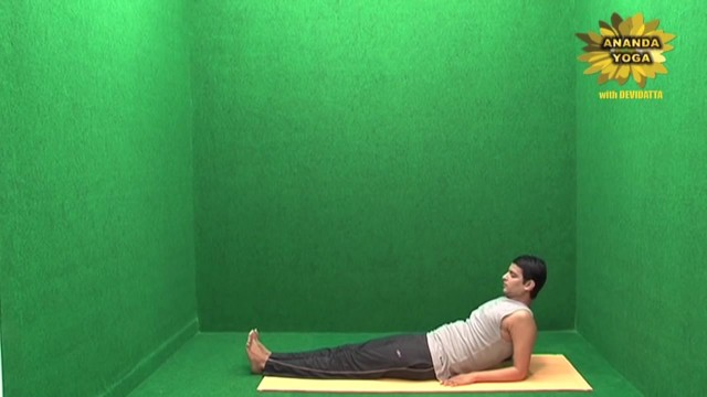 yoga for flat belly 10