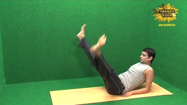 yoga for flat belly 11