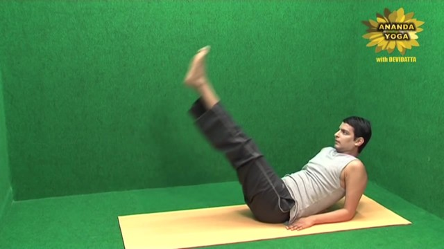 yoga for flat belly 12