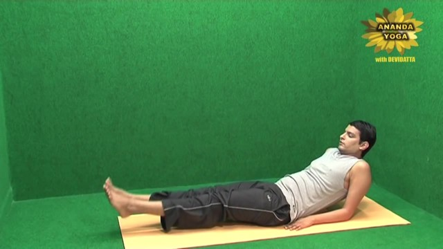 yoga for flat belly 13