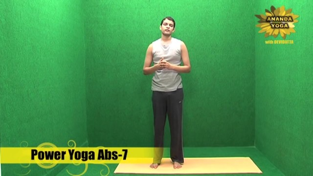 yoga for flat belly 17