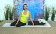 yoga for lymph edema 13