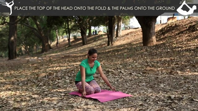 yoga poses tripod headstand workout tutorial i 4 13