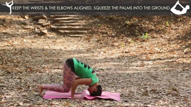 yoga poses tripod headstand workout tutorial i 4 15