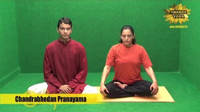 yoga pranayama advance stage 18