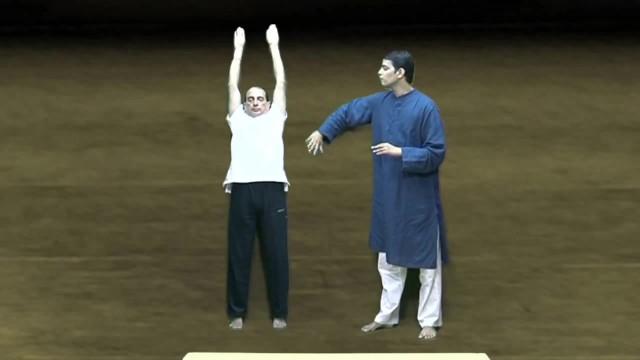 yoga stretching entire body 13
