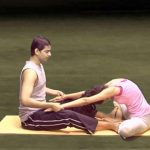 yoga workout for couples 12