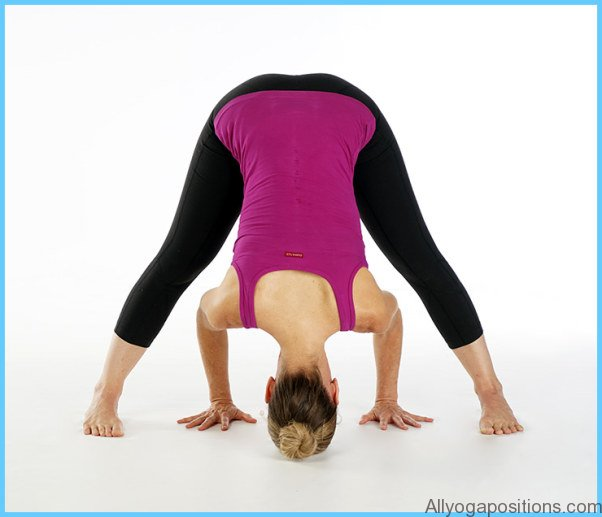 Standing Forward Fold Pose Allyogapositions Com