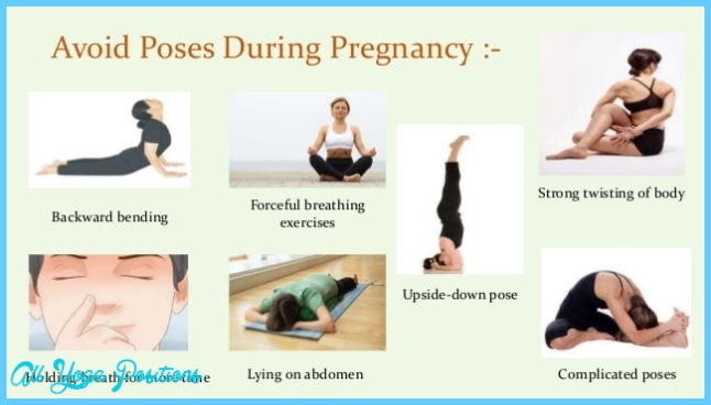 Yoga Poses To Avoid During First Trimester Of Pregnancy