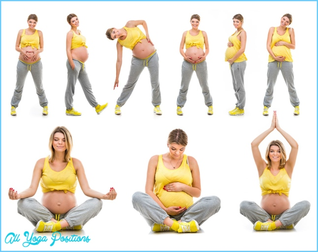 Simple Workouts For Pregnant Women During 1 Month Pregnancy