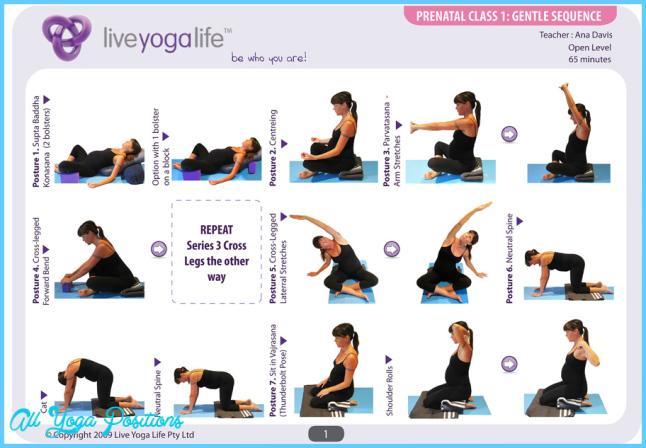 Prenatal Yoga Complete Set