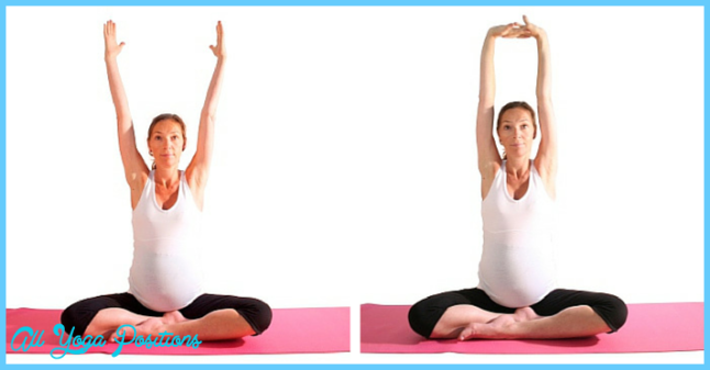 Pregnancy yoga tips stretching poses for beginners to loosen back ache