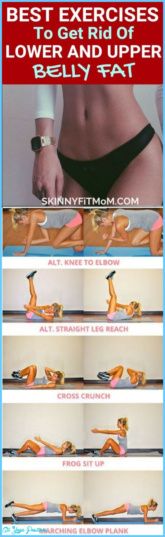 8 Proven Exercises To Burn Lower Belly Fat | Exercises