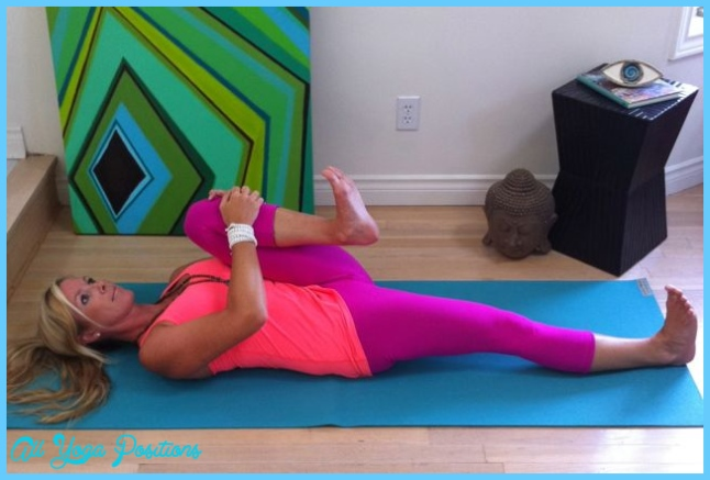Yoga Poses to Ease Constipation