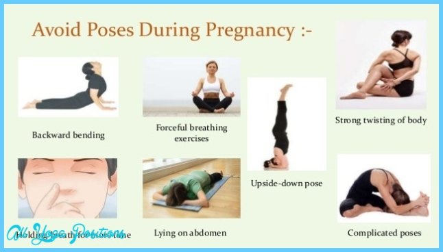 Yoga Postures To Avoid During First Trimester