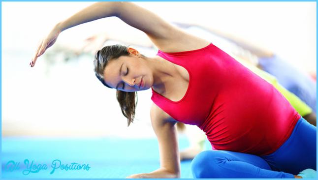 Prenatal Yoga Poses for Each Trimester