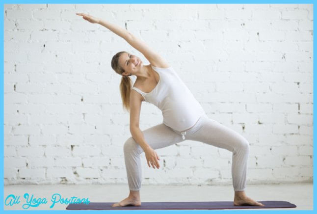 Yoga Poses to Relieve Back Pain During Pregnancy