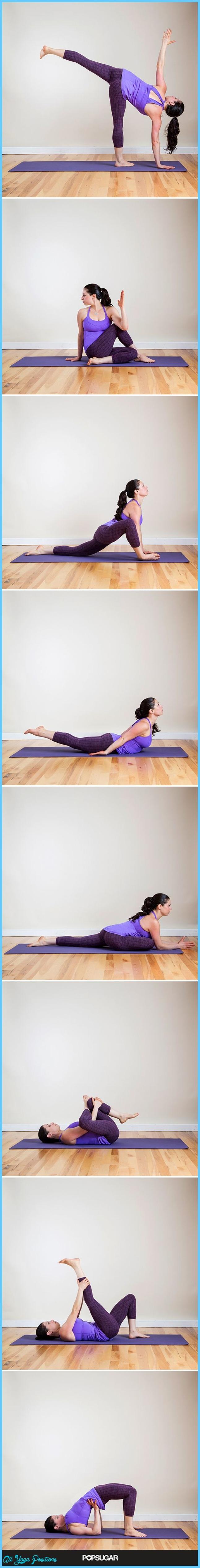Yoga: Sciatica Yoga