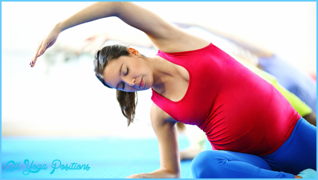 Prenatal Yoga Poses for Each Trimester
