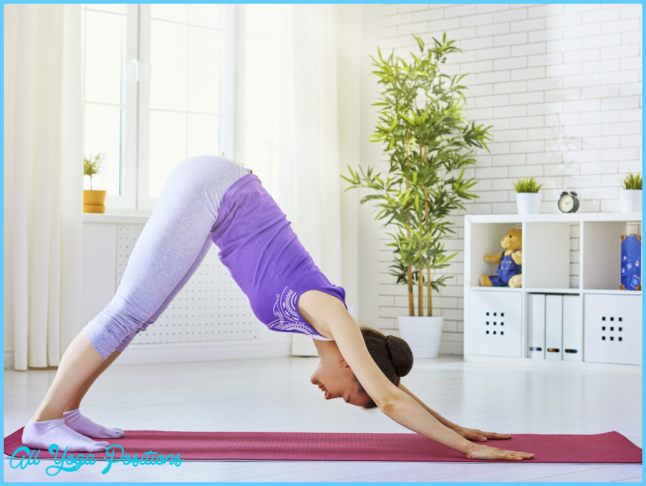 Downward-Facing Dog - Yoga With Dr. Weil
