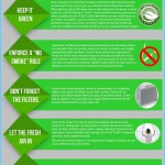 InfoGraphic - 10 Easy Ways To Improve Indoor Air Quality
