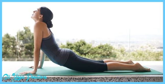 Yoga Pose to Ease Lower Back Pain