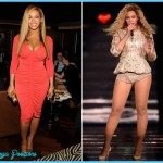 Beyonce's lettuce and treadmill diet to lose baby weight