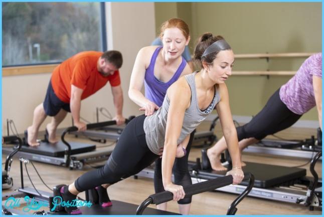 Yoga • Pilates – Swimming