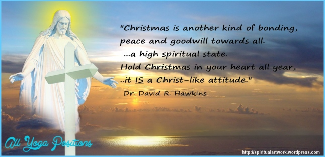 Christmas is another kind of bonding, peace and goodwill towards all