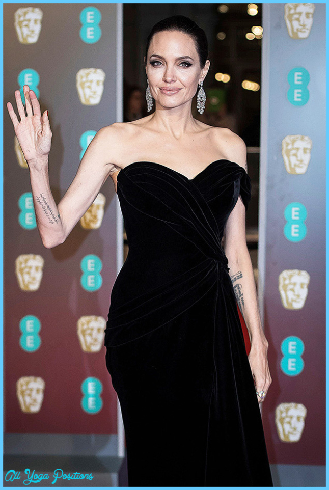 Angelina Jolie: Skinny & Losing Weight Fast Amid Divorce, Report