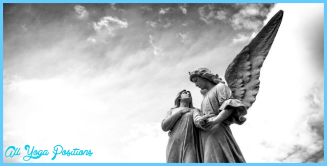 Guardian angels in everyday life