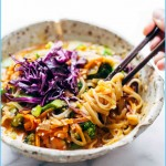 Bangkok Coconut Curry Noodle Bowls Recipe