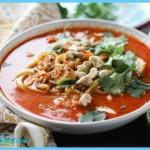 Instant Pot Thai Red Curry Noodle Bowls