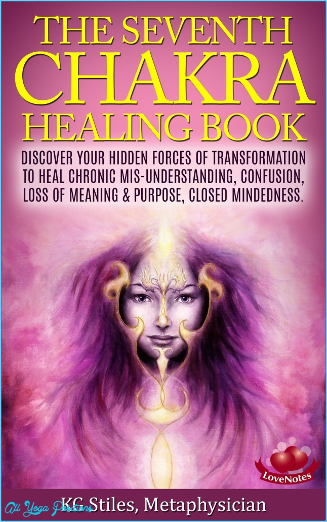 Chakra Healing Book Seventh