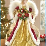 Divine And Beautiful Angel Christmas Decoration Ideas