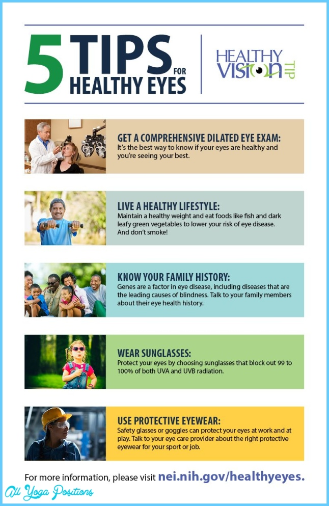 Please share the  Tips for Healthy Eyes! | Health Tips and Tricks