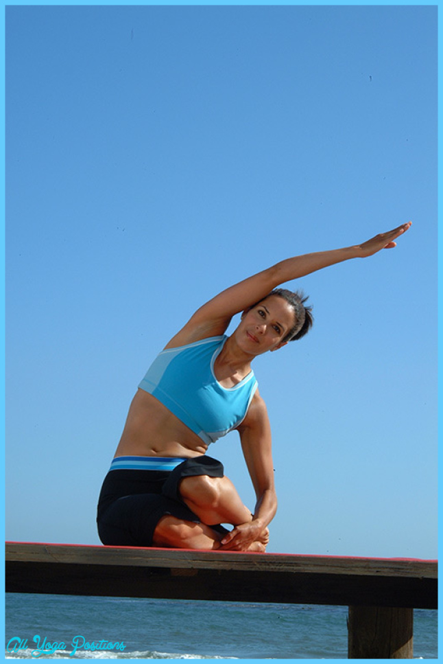 Pilates did really transform my life