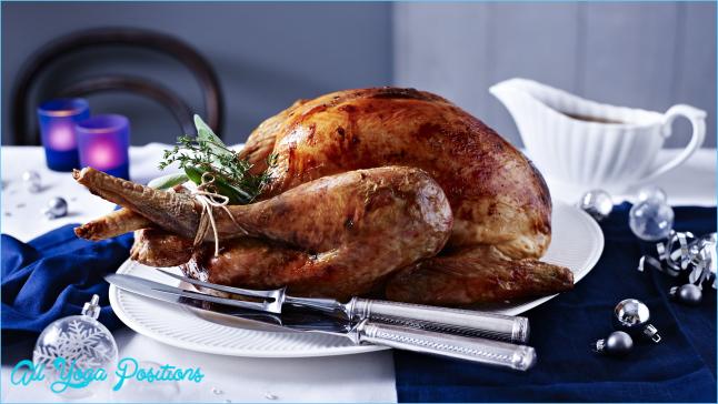 Roast turkey and stuffing recipe