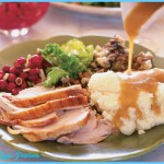 Roasted Turkey with Apple Cider Thyme Gravy - Recipe