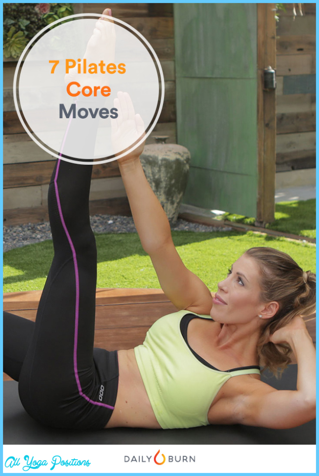 Easy Core Moves for a Beginner Pilates Workout