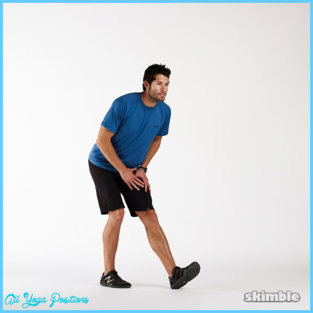 Left Hamstring Stretch - Exercise How-to