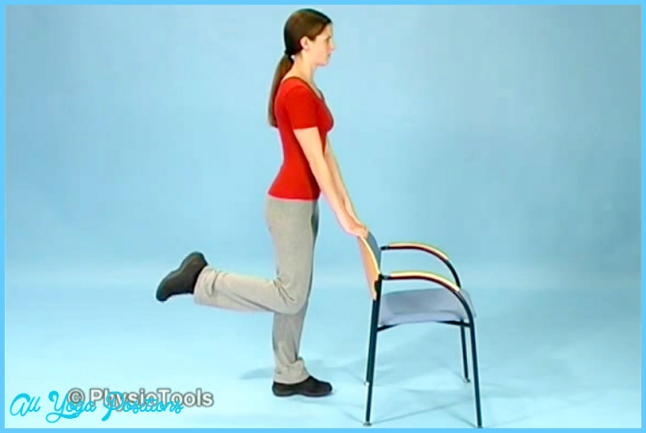 Exercises for thigh muscle and joint problems