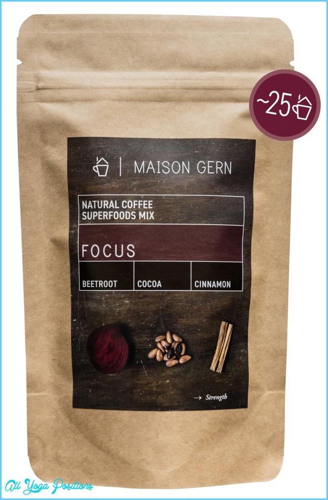 Focus   Beetroot, Cocoa, Cinnamon - Maison Gern   Instant Organic