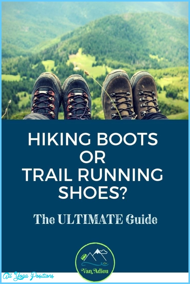 Should You Wear Hiking Boots or Trail Running Shoes for Hiking