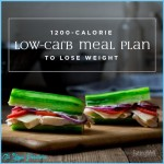 Calorie Low-Carb Meal Plan to Lose Weight