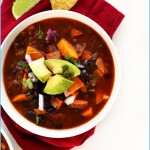 Ingredient Black Bean Chili | Minimalist Baker Recipes