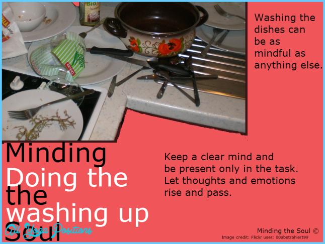 Washing Up | Minding the Soul