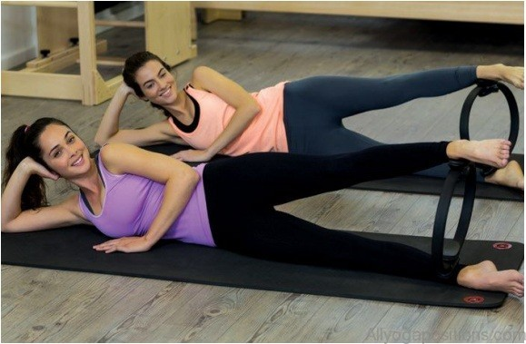 why do those micro movements in pilates classes burn like crazy