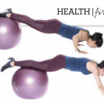 how to use a pilates ball1